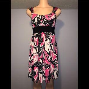 La Belle Short Dress Babydoll tie back Medium